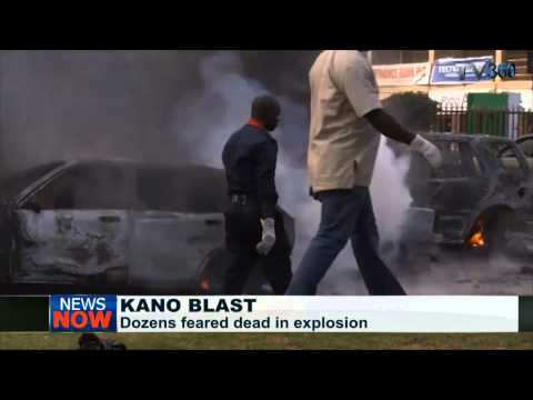 Blast in Kano motor park kills one and injures five