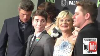 The Real O'Neals Cast at the PaleyLive LA   ABC's The Real O'Neals Screening And Conversation at Pal