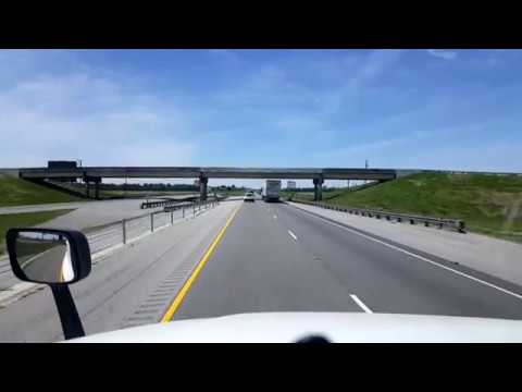 BigRigTravels LIVE! Mound to Greenwood, Louisiana Interstate 20 West-April 20, 2018