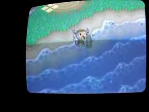 Animal Crossing Coelacanth Catching