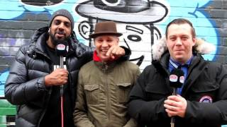 CASSIUS & HELDER - THIS THURS 23 FEB ON BOXNATION - FEAT. PADDY FITZPATRICK & HIS SWINDON CREW (7PM)