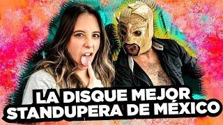 Sofía Niño de Rivera y Súper Escorpión Al Volante