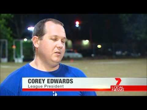Cairns Ultimate Disc - Channel 7 News.wmv