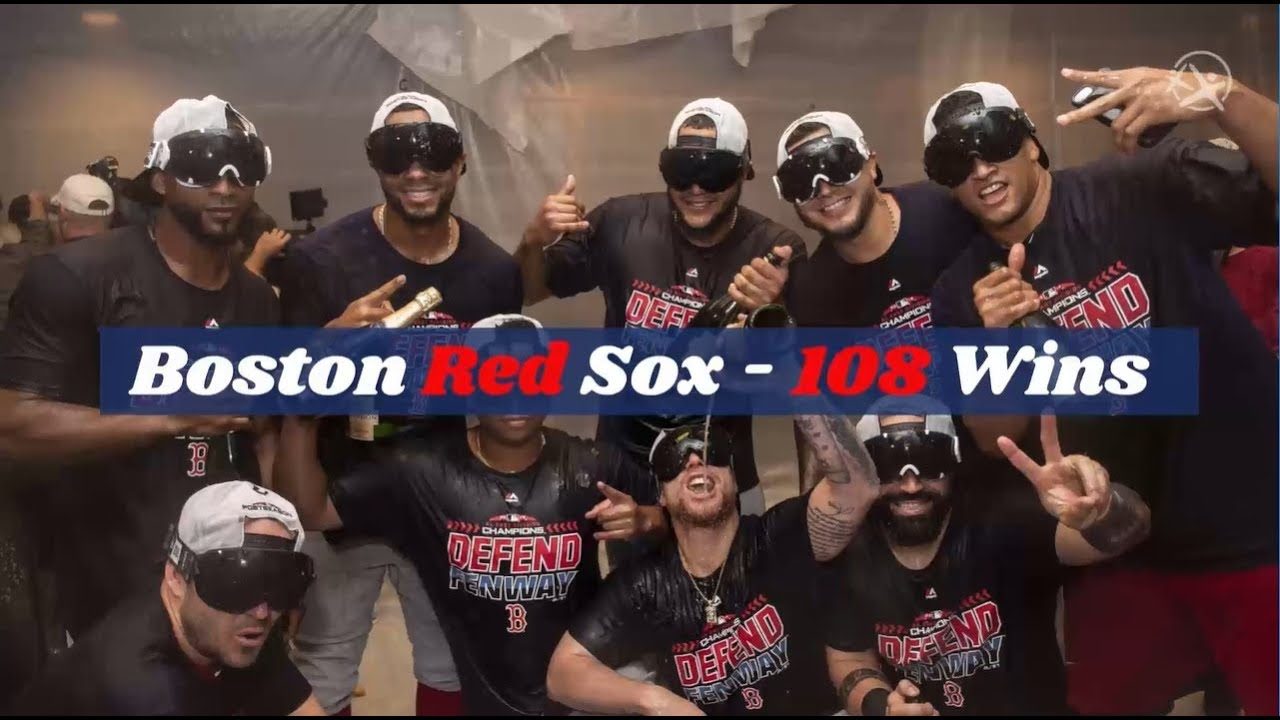 Fist Time in MLB History 3 Teams With 100 Wins
