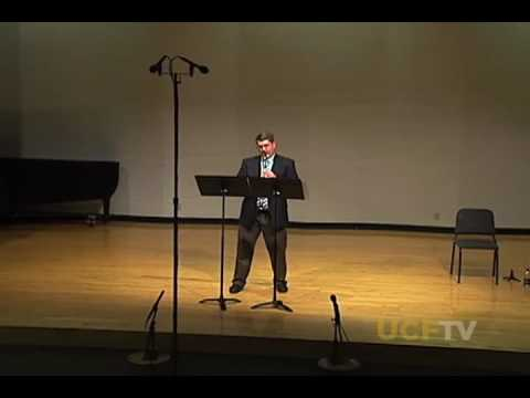 UCF Performs - Michael Dean