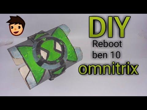 Make new season ben 10 omnitrix