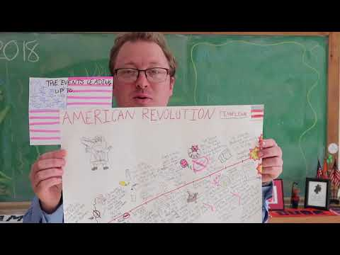 2018.04.24 Mr. Stevenson's Class: American Revolution Timelines & Looking Ahead to Unit 7.4