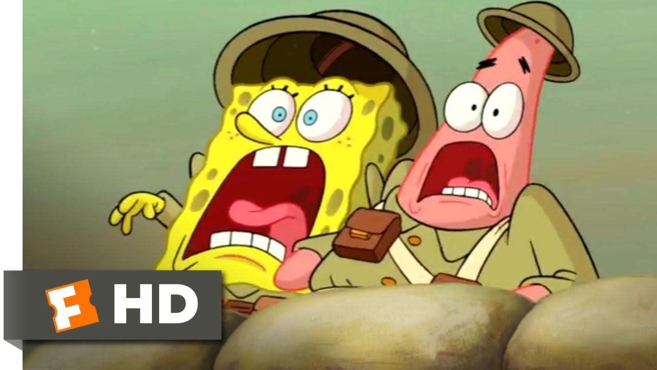 Download The SpongeBob Movie: Sponge Out of Water - Food Fight | Fandango Family