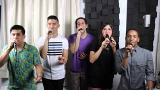 Can't Feel My Face - The Weeknd Cover (A Cappella) - Backtrack - Live Sessions #2