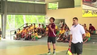 ASHSAA Boys Varsity Volleyball Championship: Lions-vs-Warriors