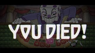 What happens if you die in the King Dice Lobby?