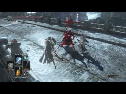 Sirris and Holy Knight Hodrick of the Sunless Realms (A Dark Souls 3 NPC Story Quest) |
