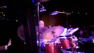 Billy Hart drum solo
