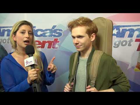 Chase Goehring Talks Performing His ORIGINAL song on AGT Finale w/ Talent Recap + Jackelyn Shultz