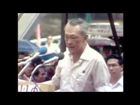 Father of Singapore- Lee Kuan Yew