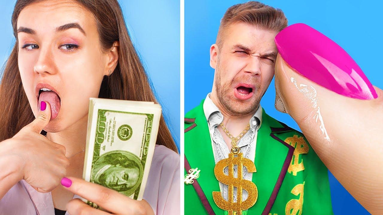 ¡Si el Dinero Cobrara Vida! ¡Si los Objetos Fueran Personas!