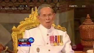 Raja Bangkok Meninggal, Sang Putra Mandikan Jenazahnya - NET 24