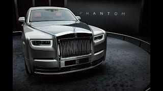 勞斯萊斯第八代幻影亮相,讓百姓也能理解的千萬級豪華車