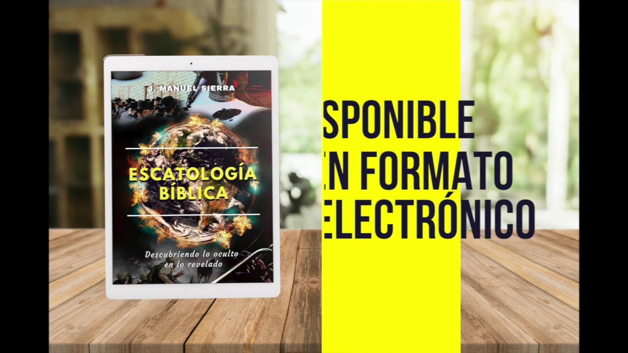 Escatología bíblica en formato electrónico (eBook)