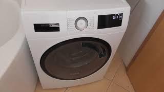Uživatelská videorecenze Pračka se sušičkou BOSCH WDU28560EU 10kg praní, 6kg sušení