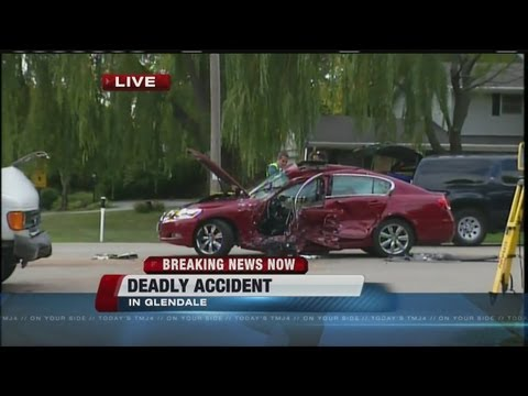 Deadly Accident Under Investigation In Glendale - YouTube