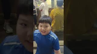 삼형제아빠 큰아들 신발쇼핑 나이키310mm 이태원 해밀…