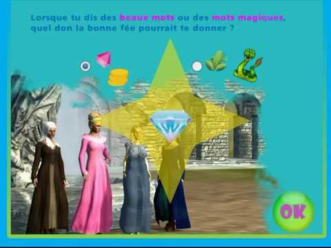 Demo quiz comprehension de texte CE1 CE2  Les fées, Charles Perrault