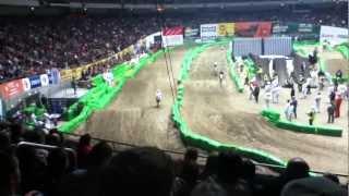 """30. ADAC Supercross """"MAOAM KIDs"""" (Ende des Rennens)"""