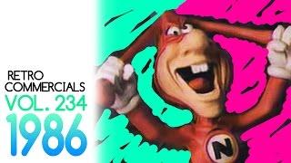 Retro Commercials Vol 234 (1986-HD)