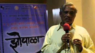 "Writer : Ratnakar Matkari Talking About Our Play ""ZOPALA"""