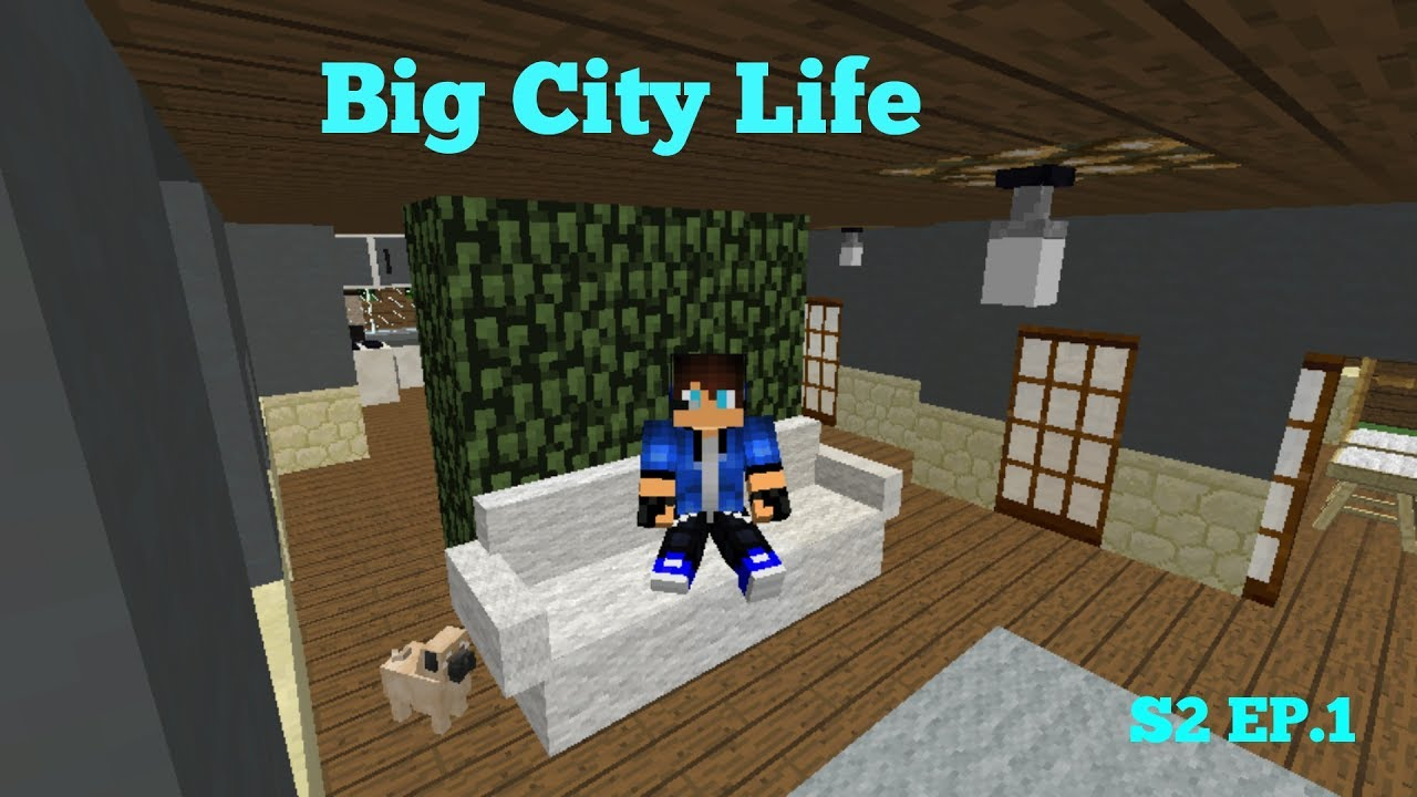 City life minecraft roleplay ideas