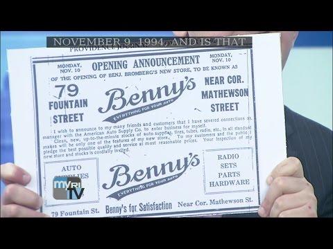 Executive Suite 11/23/2014: Navigant; Benny's