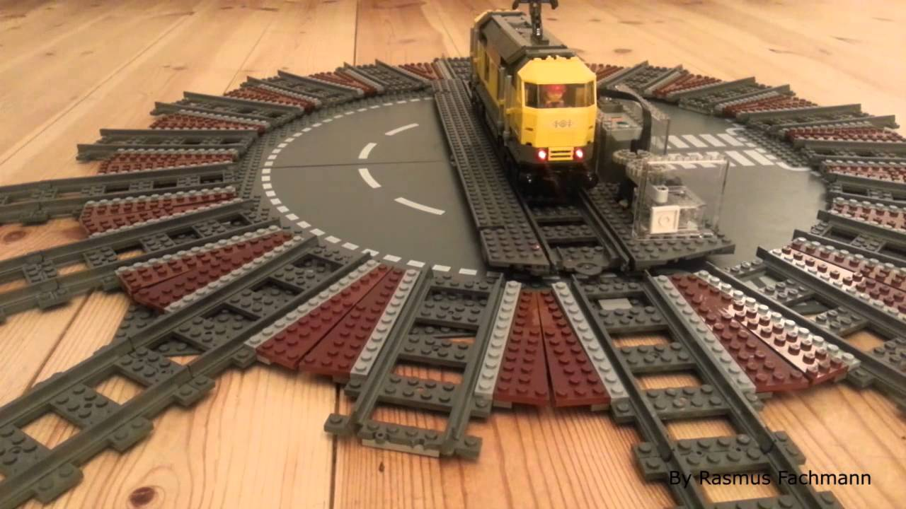 lego turntable youtube