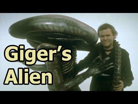 Alien: The Origins Of Giger's Xenomorph