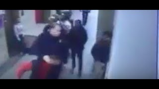 Video shows arrest of Springfield student in school hallway