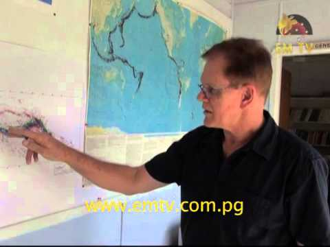 POM Geophysical Observatory: More Earthquakes Expected
