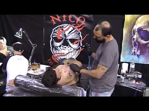 8th International Athens Tattoo Convention 2014 by tattoostudios.gr