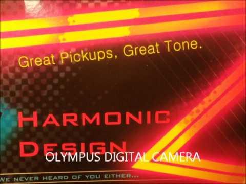 Harmonice Design Super 90 Bridge Pickup