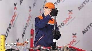 Cómo cambiar amortiguadores delanteros FIAT PUNTO INSTRUCCIÓN | AUTODOC