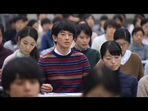 瑛太、試験中にハプニング発生もズルせず 元AKB48・川栄李奈も感心 住友生命新CM「試験で1UP」篇