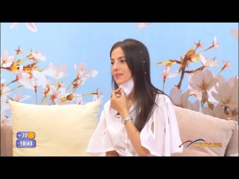 Bari Luys / Բարի լույս / Հյուր Juliana Berberyan / Armenia TV / Արմենիա Թի Վի / 08.07.2020