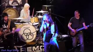 Bonham Drum Show Quebec - Elie Bertrand