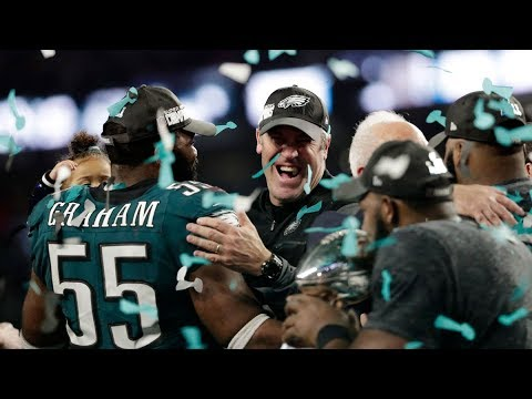 Fly Eagles fly: Philadelphia Eagles win first Super Bowl