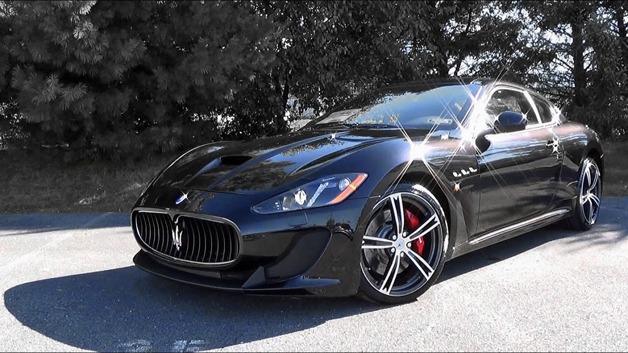 2016 maserati granturismo mc review youtube. Black Bedroom Furniture Sets. Home Design Ideas