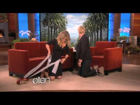 Alison Sweeney's Home Workout