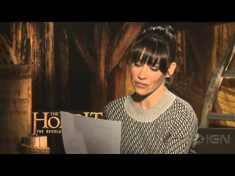 The Stars of The Hobbit Read The Ballad of Bilbo Baggins