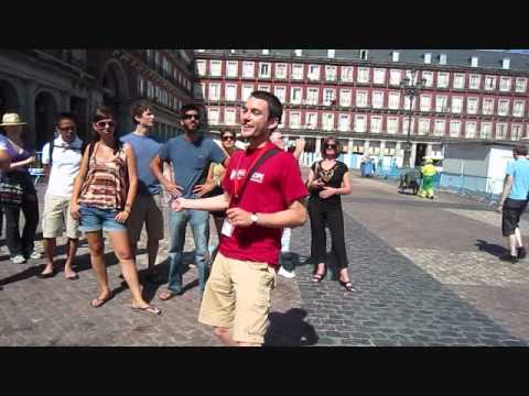 Sandemans New Europe, Madrid Free Tour