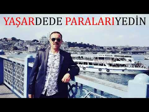 Yaşar Dede - Paraları Yedin (Official Audio)