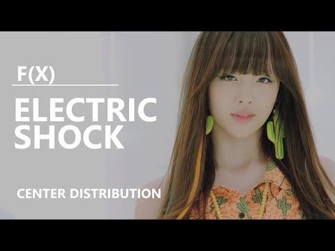 F(X) (에프엑스) - ELECTRIC SHOCK [Center Distribution]