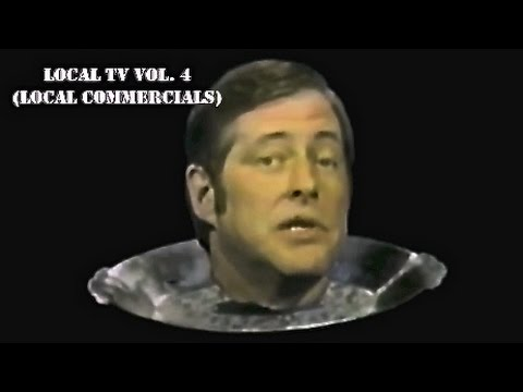 Oddity Archive: Episode 63 - Local TV Vol. 4 (Local Commercials)